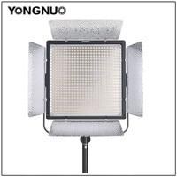 YONGNUO YN860 דו צבע אור וידאו LED חזק במיוחד עם 3200 k-5500 k טמפרטורת צבע מתכוונן למשלוח מצלמות SLR Camcorde