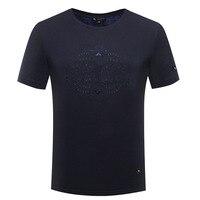 Billionaire TACE SHARK T Shirt Men S 2018 New Style Commerce Fashion Geometric Design Breath Fabric
