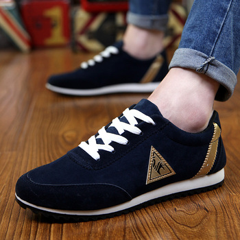 2018 New Arrival Classics Style Men Running Shoes Lace Up Sport Outdoor Walking Comfortable Athletic Male Sneaker size 39-44 zapatillas de moda 2019 hombre