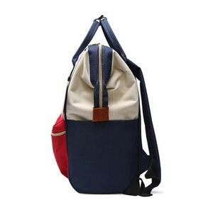 Image 3 - Женский рюкзак, японский дорожный рюкзак с кольцом, женский рюкзак для девушек, женский рюкзак для подростков, Mochilas, рюкзак через плечо