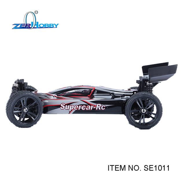 SUPERCAR HOBBY escala 1/10 4wd off road buggy eléctrico cepillado rc550 motor 7.2 v 1800 mAh batería 2.4g de control (artículo no. SE1011)