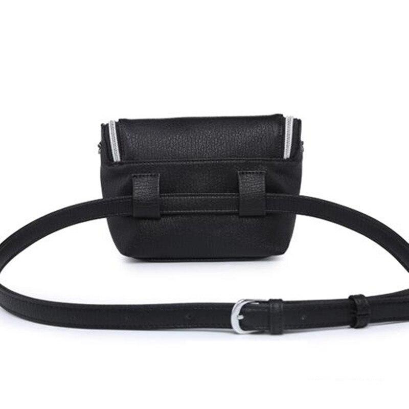 Midja väska för kvinnor mode fanny pack pengar bälte väskor - Bälten väskor - Foto 4