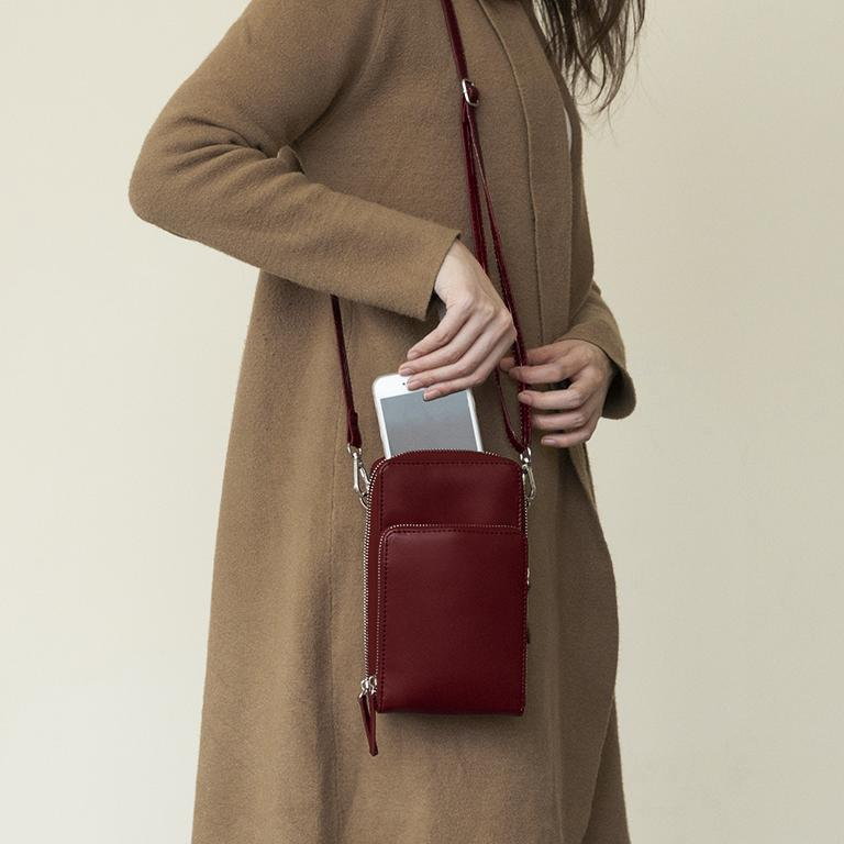 Crossbody Cell Phone Shoulder Bag Arrival Cellphone Bag Fashion Daily Use Card Holder Mini Summer Shoulder Bag for Women Wallet 13