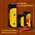 2017 многофункциональный Высокой емкости Автомобиль Скачок Стартер Поддержка 12 В Автомобильное Зарядное Устройство Для Бензиновых и Дизельных Автомобилей Sarter SOS Свет