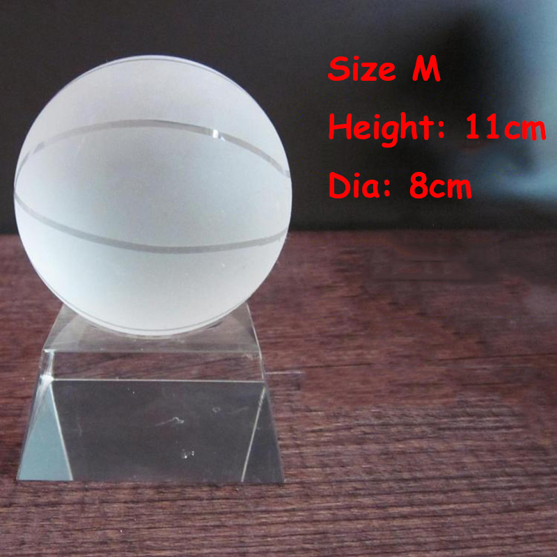2e8b02e0c Champions League Trophy Can Customized 2018 New Football Souvenir  Basketball Volleyball Soccer Rugby Crystal ww2
