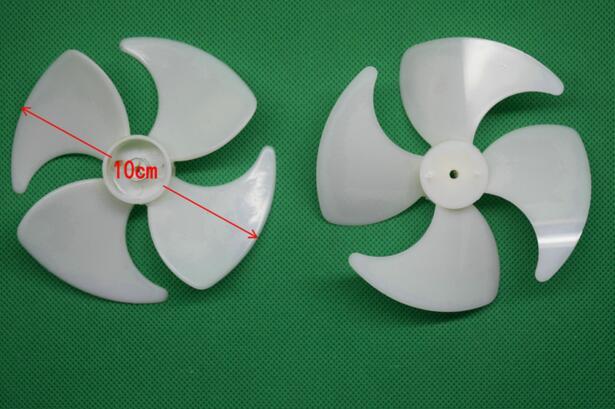 купить Refrigerator Parts fan blades 4 blades for fridge motor use 10cm diameter недорого