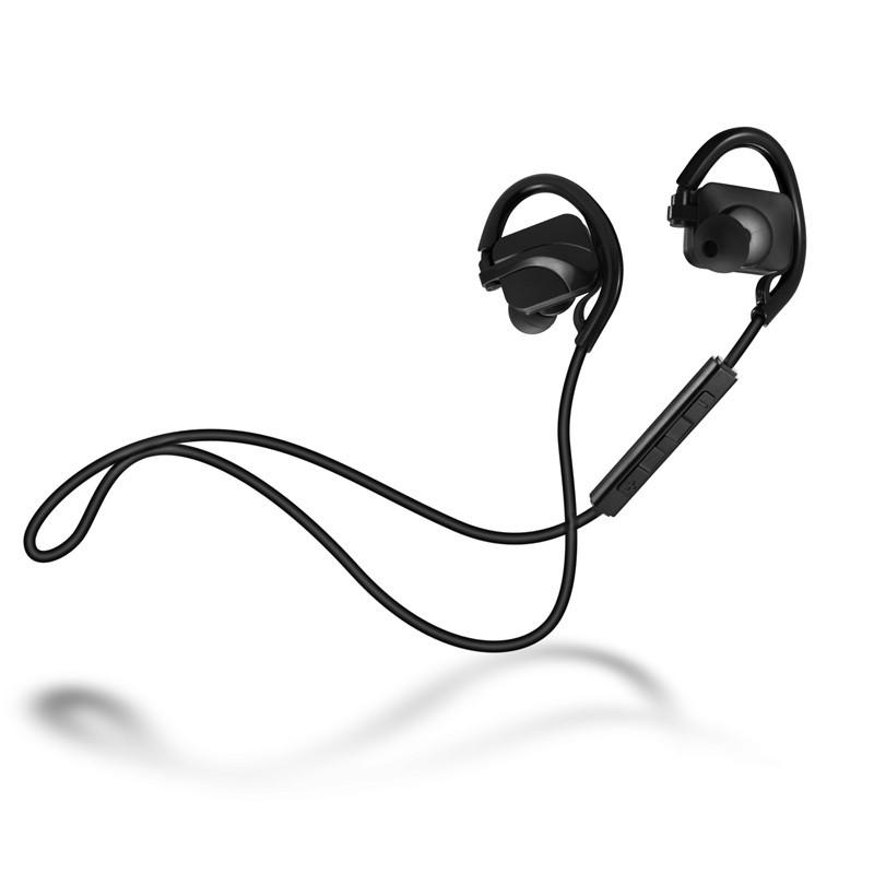 Bluetooth Headphones headset HD Stereo wireless sports headsets Handsfree sweatproof earphone voice control (7)