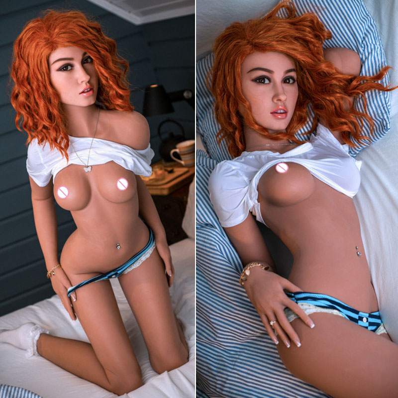 Top Quality  TPE Sex Doll Full Silicone Love Doll Japanese Small Breast Adult Doll Vagina Real Pussy Masturbator