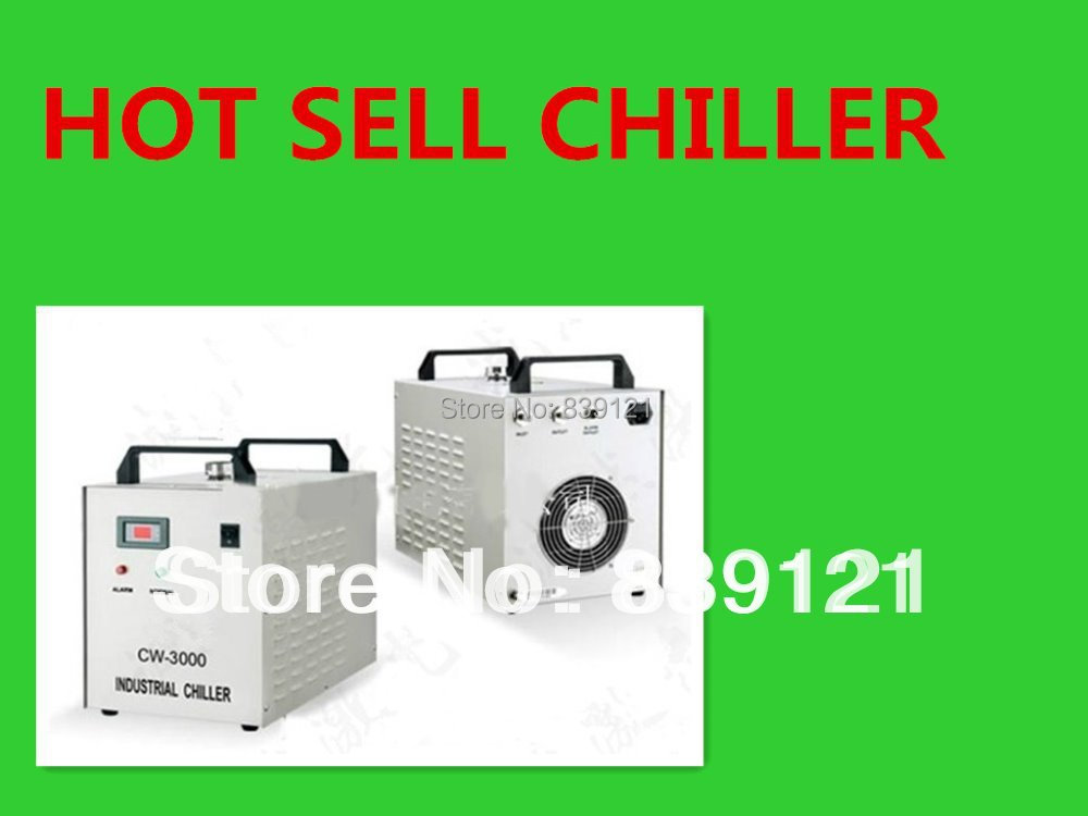 Venta caliente Industrial Water Chiller CNC / Laser Engraver Cutting CW3000AG