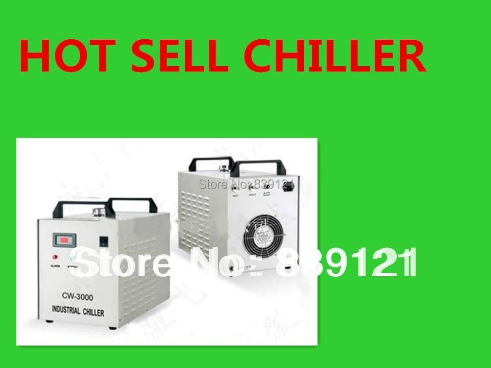 Gorący bubel Przemysłowy agregat wodny CNC / Laser Engraver Cutting CW3000AG