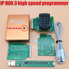 RUIAO Ipbox IP BOX3 high speed programmer for telefon pad harte disk programmers4s 5 5c 5 s 6 6 plus speicher upgrade for V6.1(China)