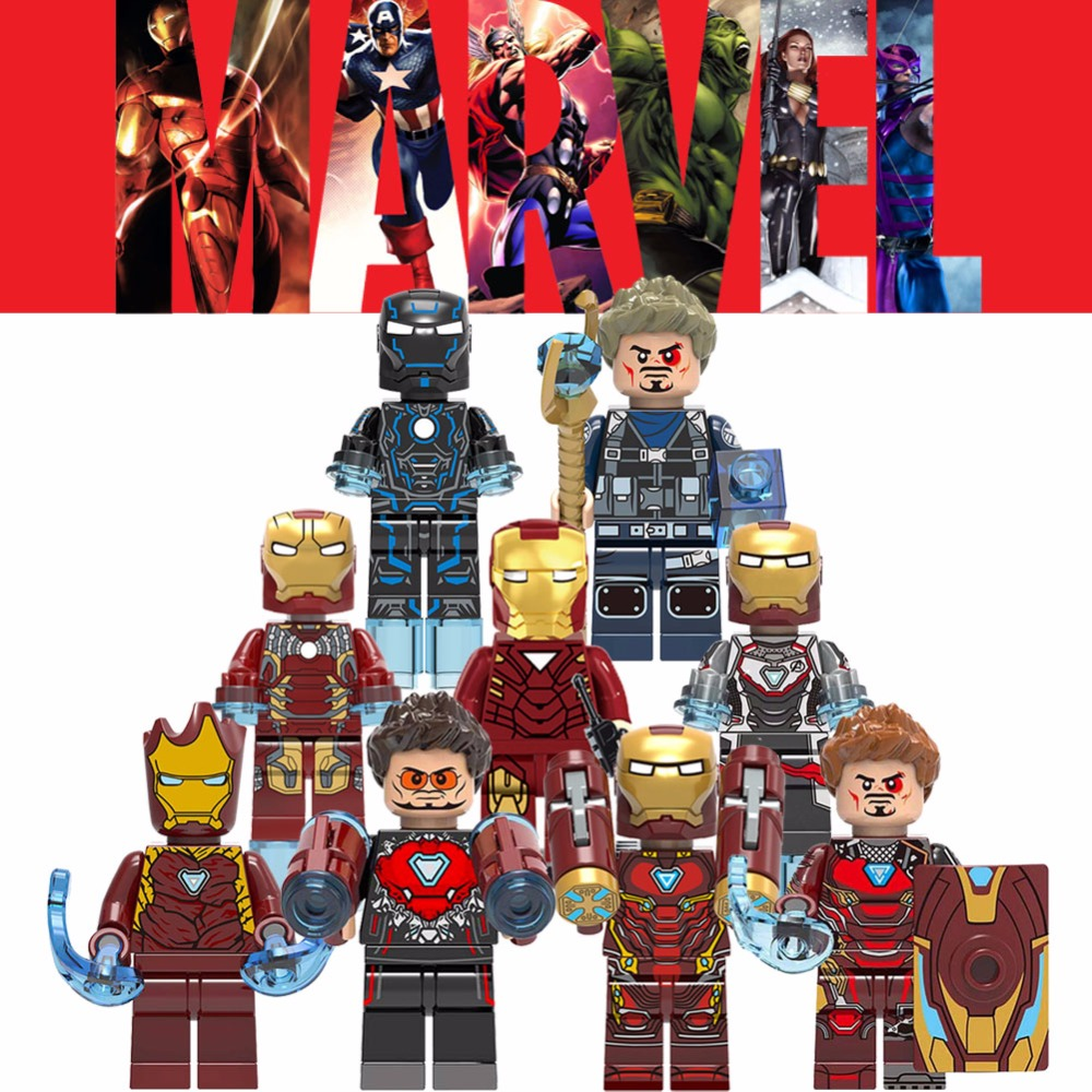 FREE US Shipping LEGO  Iron Man Magnet  BRAND NEW Sealed
