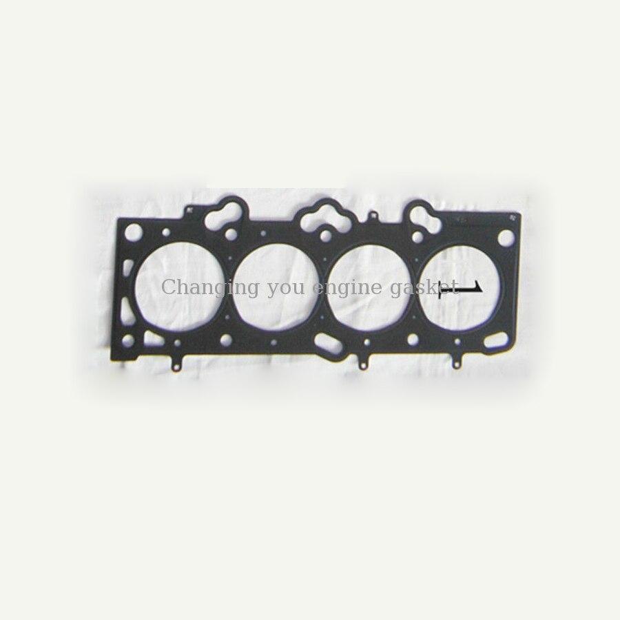 US $45 6 5% OFF G4CU For HYUNDAI TIBURON COUPE MATRIX 16V 2 0L Engine  Rebuilding Kits Full Set Automotive Spare Parts Engine Gasket 20910 23C10  on