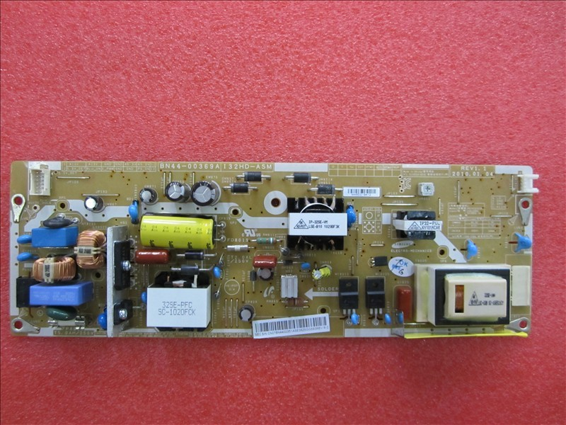 100% Tested BN44-00369A I32HD-ASM LCD Power Board p2632hd asm pslf121401a bn44 00338a power board