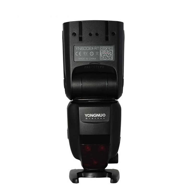 Original YONGNUO YN600EX-RT II 2.4G sans fil HSS 1/8000 s Master TTL Flash Speedlite pour appareil photo Canon as 600EX-RT YN600EX RT II