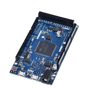 Image 5 - 公式互換性によるR3ボードSAM3X8E 32 ビットarm Cortex M3 / Mega2560 R3 duemilanove 2013 arduinoのボードとケーブル