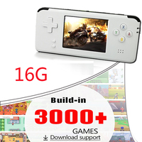 RS97 RETRO GANE 2019New Portable Video Handheld Game Console Retro 64 Bit 3 Inch 3000 Video Game Retro Handheld Console