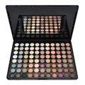 88 Colors Nature Makeup Set Professional Box Eyeshadow Palette Comestic Eye Shadow Makeup Palette 1440488