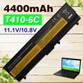 Batería del ordenador portátil para lenovo thinkpad l410 l412 l420 l510 l520 E40 E50 SL410 SL510 T410 T420 T510 T520 FRU 42T4795 42T4797