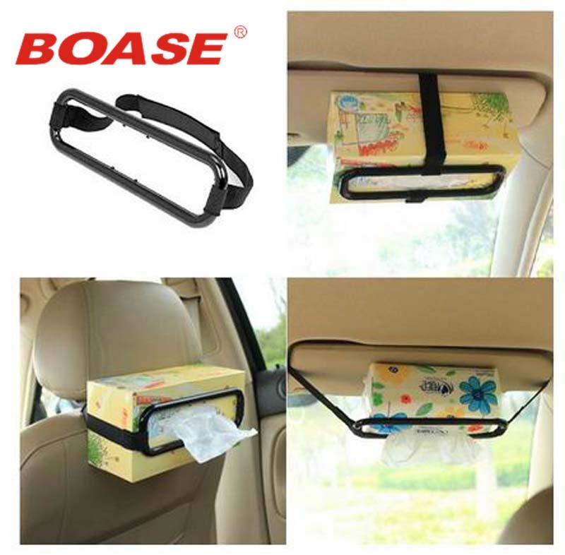 Conveniente caixa de Tecido para a placa de som do veículo - Acessórios interiores do carro