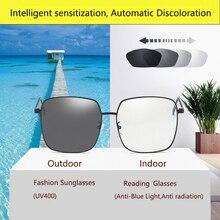 Big Square Filter Computer Glasses For Blocking Anti Blue Light Eye Eyestrain Tr