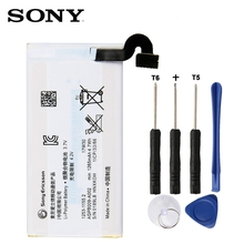 Original SONY Battery For SONY MT27 MT27i Xperia sola Pepper 1265mAh Authentic Phone Replacement Battery original replacement sony battery for sony sony lt28 lt28i xperia ion aoba lt28at authentic phone battery 1840mah