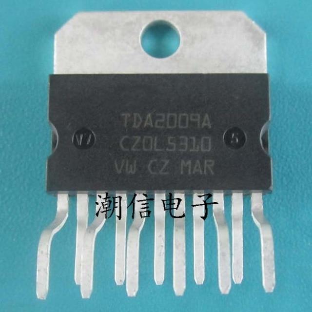 4pcs/lot TDA2009 TDA2009A ZIP-11 In Stock