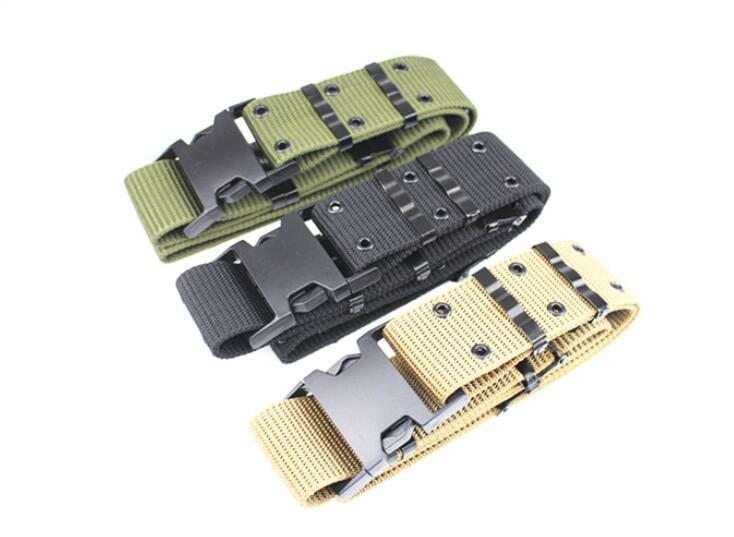 Tactics Adjustable Survival Tactical Belt Emergency Rescue Rigger Militaria Military FMA Combat Sports Belts
