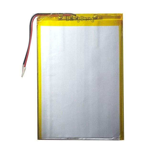 for DENG M86 3G Tablet PC Universal Battery Pack 3.7v 4500mAh Polymer Lithium Battery