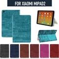 Смарт Тонкий обложка для Xiaomi Mipad2 Синтетическая Кожа PU 3 Фолио со Встроенным Магнитом Особенности Авто Пробуждения/Сна Функция Все-новый