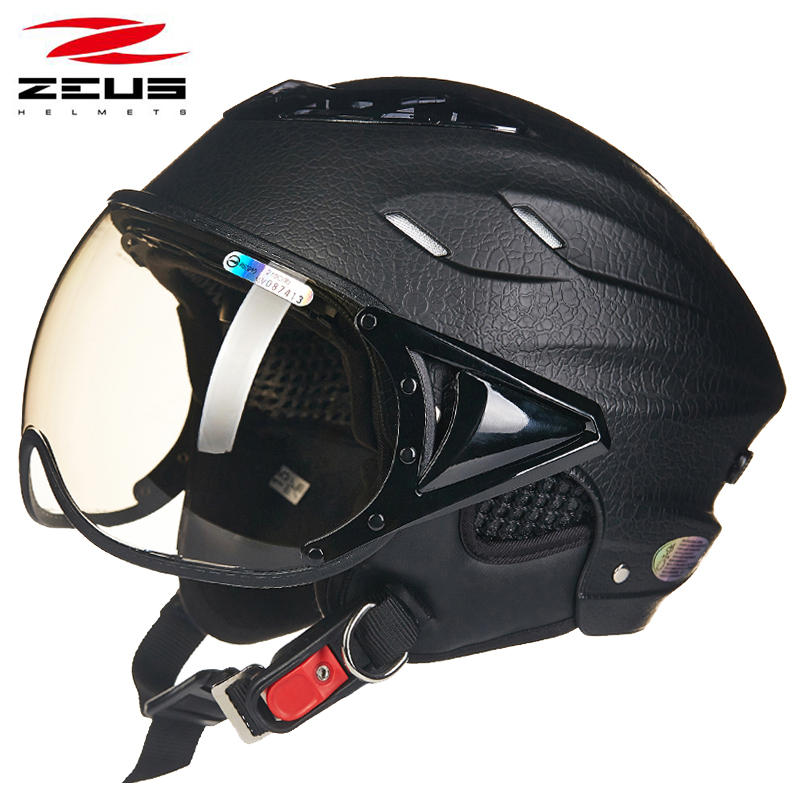 ZEUS summer helmet motorcycle helmet super breathable lined UV helmet ZS 125B