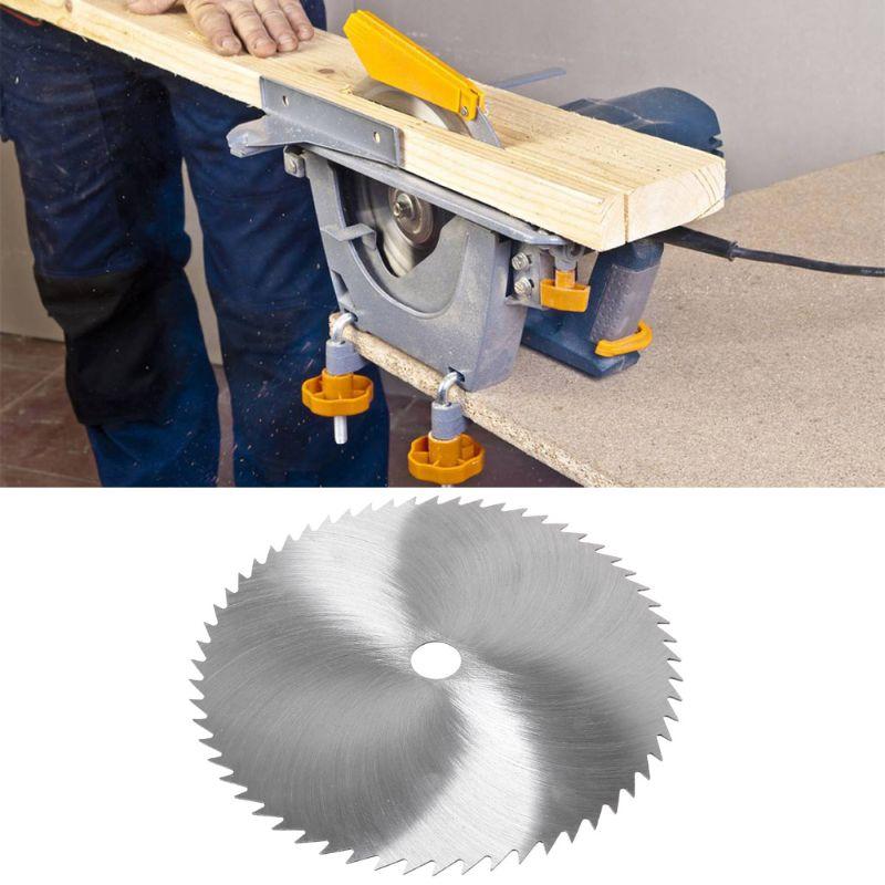 5/6/7/8/9/10 Inch Ultra Thin Steel Circular Saw Blade Wheel Cutting Disc For Woodworking Rotary Tool -hol