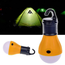 Hot sale Soft light Outdoor Hanging portable LED Camping Tent Light Bulb font b Fishing b
