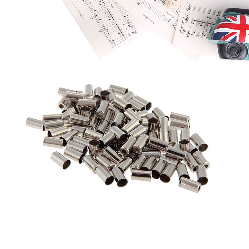 12mm 100 BICYCLE SHIFTER /& BRAKE CABLE TIPS CAP END CRIMPS 2.3mm