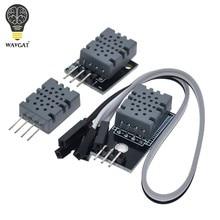 Aprimorado 3pin KY-015 mw33 mesmo que o dht11 DHT-11 digital temperatura e umidade sensor de temperatura para arduino kit diy