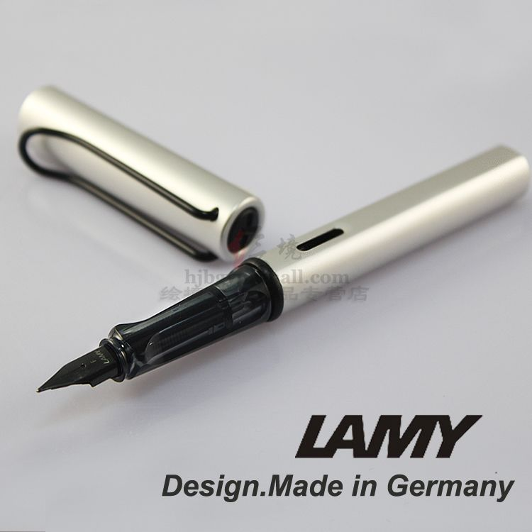 Free Postage Lamy Al Star 025 Series Fountain Pen Silver