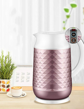 Electric kettle intelligent reservation temperature chlorine insulation foam stainless steel anti-hot