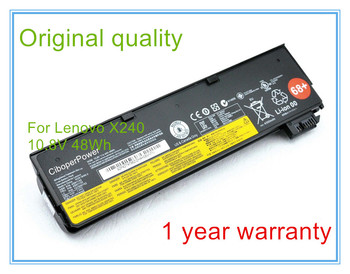 6 cell Original Laptop Battery for T440S T440 X240 Touch 45N1128 45N1129 10.8V 48WH