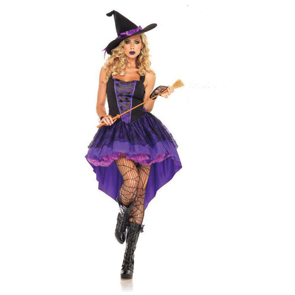 Popular Womens Witch Costume-Buy Cheap Womens Witch Costume lots ...