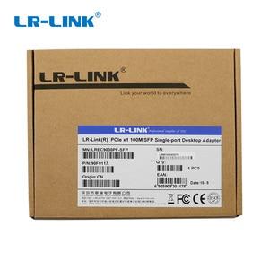 Image 5 - LR LINK 9030PF SFP Controlador PCI Express 100 Mb de Rede Ethernet Lan Placa de Adaptador de Desktop PC Intel 82574 Nic