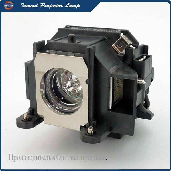 2pcs Original Projector Lamp Module ELPLP40 for EPSON EMP-1810 / EMP-1815 / EB-1810 / EB-1825 / EMP-1825 / PowerLite 1810p