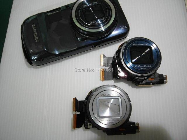 Новые оригинальные Запасные Части объектива + CCD для Samsung GALAXY S4 Zoom SM-C101 SM-C105 SM-C1010 C101 C105 Мобильного телефона
