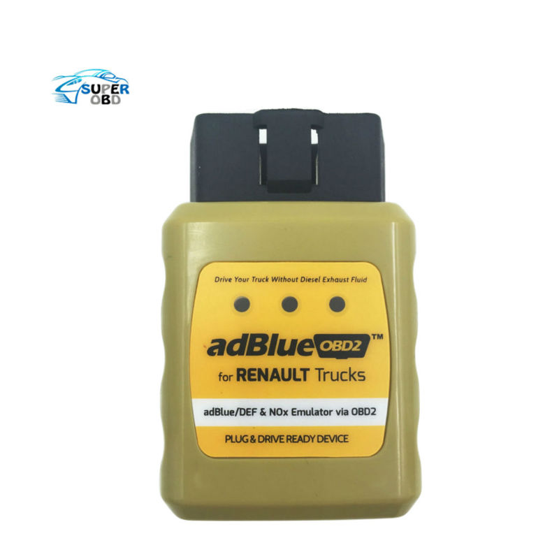 Best price New Truck Adblue OBD2 for Renault AdblueOBD2 for RENAULT Trucks Fast shipping best price brand new for highscreen