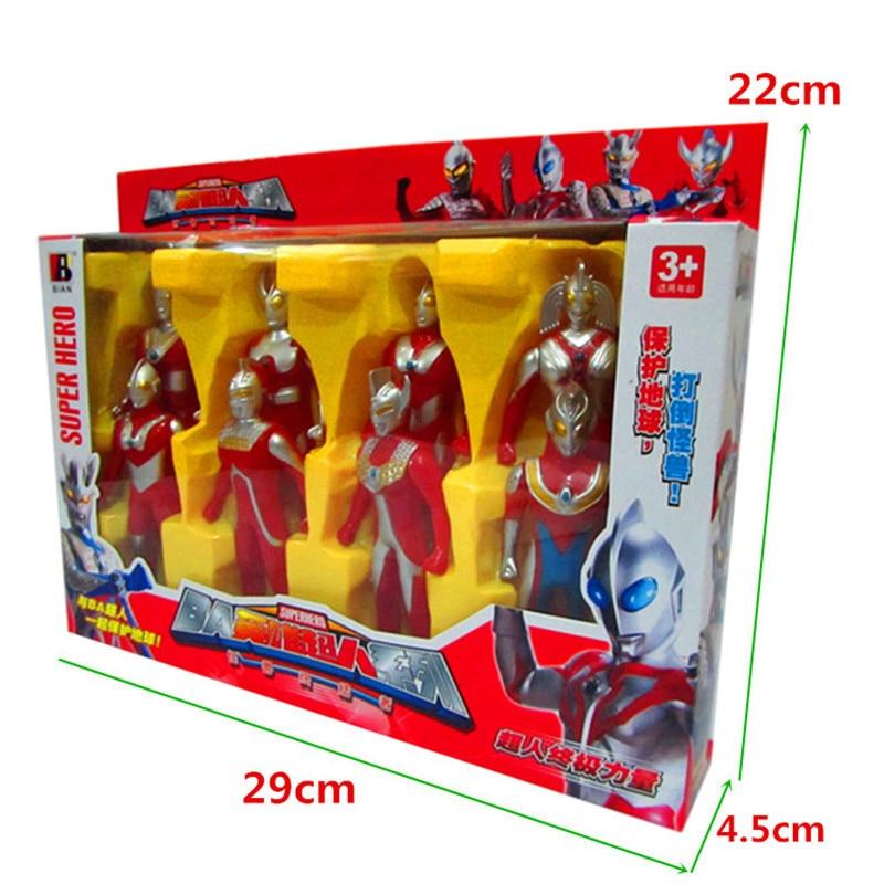 17 Cm Ultraman Toy Gurlant King Soft Glue Monster Joint Movable Childrens Boy Toy Victorukiel El Soft Glue Monster Action & Toy Figures
