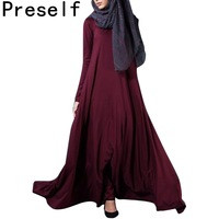New-Women-Autumn-Fashion-Fall-Long-Sleeve-Shirt-Maxi-Long-Abaya-Party-wrap-Dress-Plus-Size.jpg_200x200