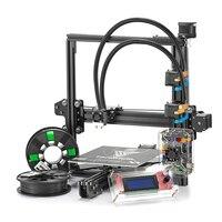 Tevo 3D Hot Printer Tarantula Aluminum DIY Kit with 8GB SD Card kit 3d printing 2 Roll Filament SD card Titan Extruder As Gift