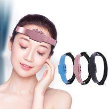 USB Insomnia Instrument Sleep Head Massager Mask Migraine Headache Relief Anxiety Depression treatment Hypnotic Acupuncture-type цены онлайн