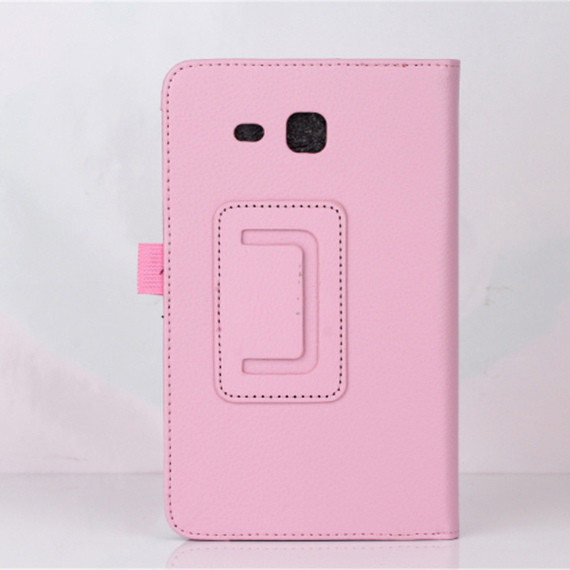 Promption Wholesale Price PU Leather Cover For Samsung Galaxy Tab A6 A 6 7.0 inch T280 SM-T280 T285 SM-T285 Protective Case pu leather case for samsung galaxy tab a a6 7 0 t280 t285 sm t280 sm t285 covers case tablet business flip stand shell funda