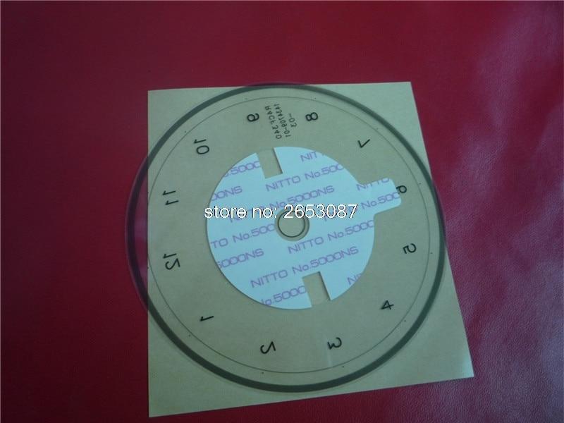 original new grating DISC encoder disc For EPSON 3800 3850 3880 3890 SCALE PF Grating disc feeding grating disc new and original encoder strip for epson r290 r330 t50 p50 r270 r390 l800 l801 scale cr grating scale