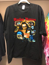 HOT - VINTAGE RARE Marilyn Manson ANTICHRIST SUPERSTAR Tour- limmited edition